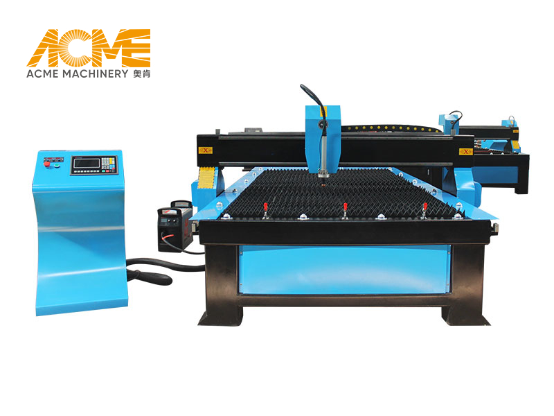 Desktop CNC Aluminium Plasma Cutting Machine