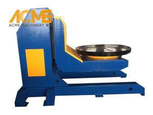 L Type Rotary Welding Positioner For Pipe