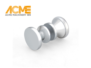 Double Sided Small Shower Glass Door Knob