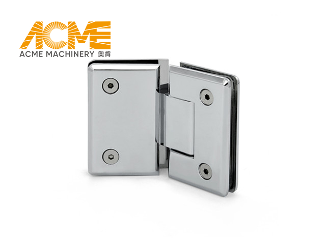 135 Degree Frameless Glass Shower Door Hinges