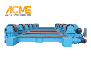 Pipe Tube Automatic Rotators For Welding