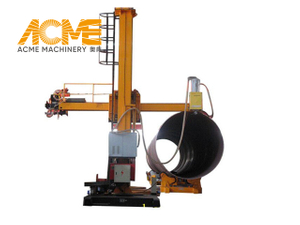 Rotary Column And Boom Welding Wire Manipulator