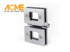 Bifold Glass To Glass Shower Door Hinges 180 Degree