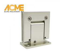 90 Degree Hydraulic Glass Shower Door Hinges