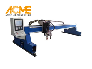 Gantry Type Cnc Gas Cutter for Metal