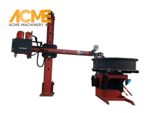 Spot Manipulator Arm For Automatic Welding Center