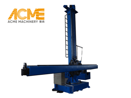 Wind Tower Welding Manipulator For Pipe Seam
